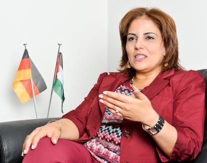 Dr. Khouloud Daibes