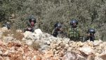 Israelische Soldaten ISM