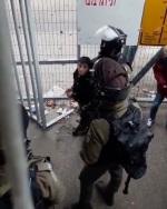 Verhafteter 9jähriger in Hebron