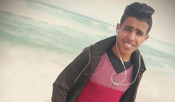 Yousef Abu Athra 15