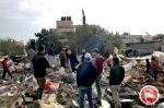Jenin Jarrar houses demolished