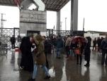 Proteste am Rafah Grenzübergang 02