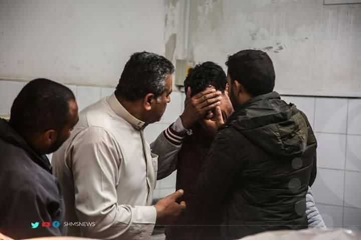 Gaza Fischer Ismail Abu Riyala Leiche rausgegeben 03