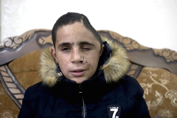 Mohammed Tamimi portrait