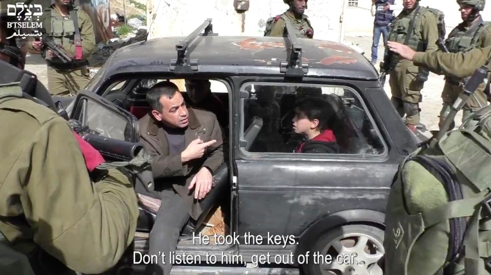 Screengrab Hebron car 4