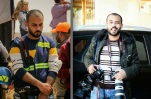 Ahmad Abu Hussein portraits