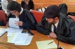 Anwälte von Adalah beim Obersten Gericht