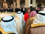 Federica Mogherini at the Arab League summit