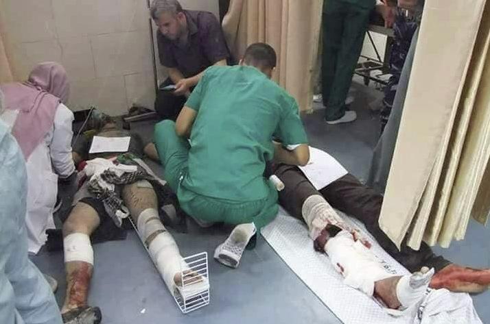 Krankenhaus Gaza 02