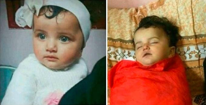 Laila Anwar Ghandour, 8 months