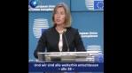 Mogherini presser 28.05.2018