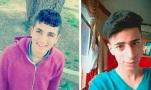 Odai und Ahmed
