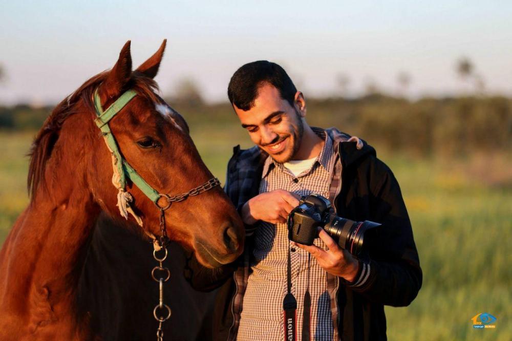 Yaser-MurtajaYaser-horse