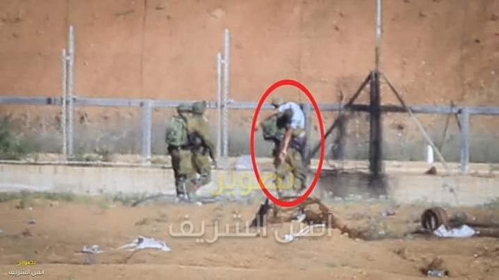 IDF shoot and kidnap you on Gaza ground 02