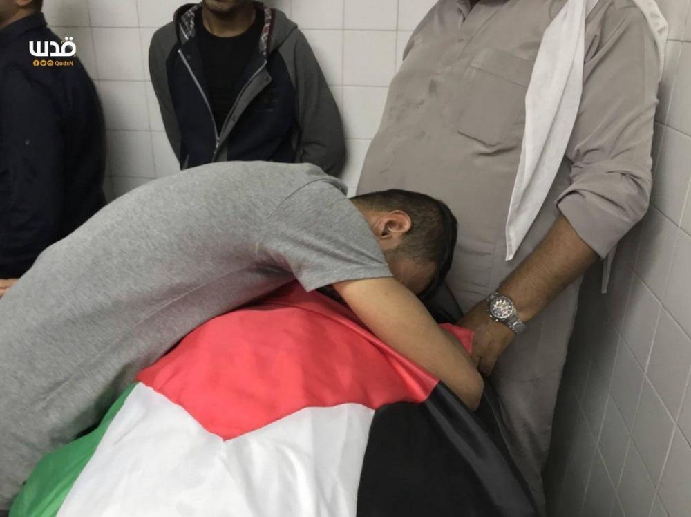 Osama Khalil Abu Khater in morgue 01