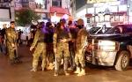 PA Sicherheitskräfte