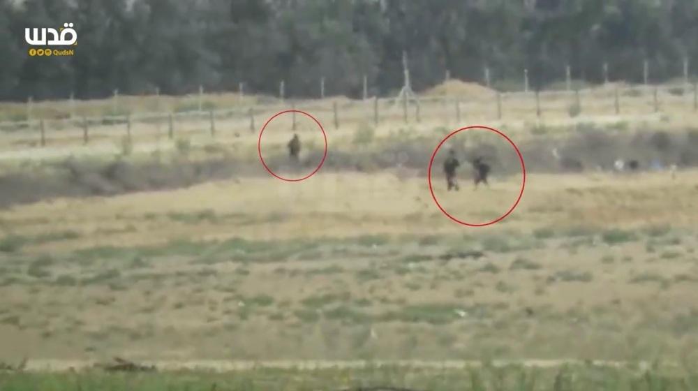 IDF entführen verletzte Jugendliche