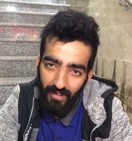 Mohammad Habali, 22