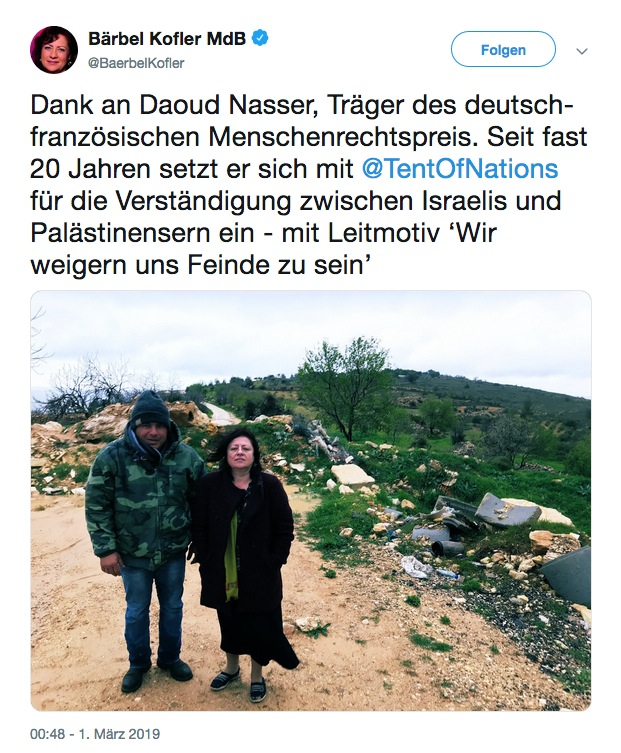 Kofler trifft Daoud Nasser