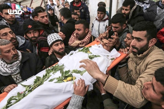 Beerdigung von Belal Najjar (17)